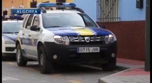 El parque móvil de la Policía local de Algorfa se renueva y estrena vehículo