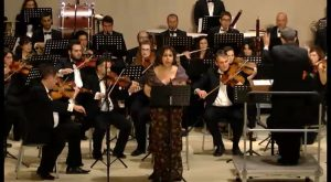 Despliegue de talento sobre el escenario del Auditorio de Torrevieja con una gala lírica única