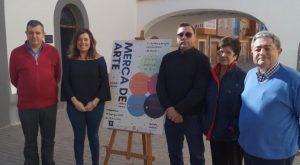Cultura celebra este domingo la primera edición del año de Mercadearte