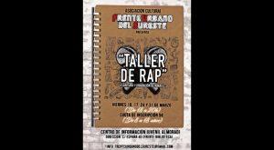 Almoradí organiza un taller de rap para jóvenes