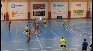 Jornada negativa para los equipos de Vega Baja de Tercera División de Futbol Sala