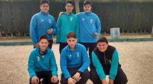 El Club de Petanca de Almoradí gana la Copa Presidente 2017