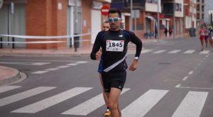 Luis Manuel Corchete consigue la victoria en el Campeonato Autonómico de 20 km marcha en ruta