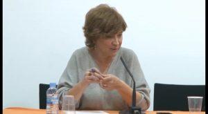 La periodista Nativel Preciado arranca el ciclo de Encuentros con Autor en Orihuela