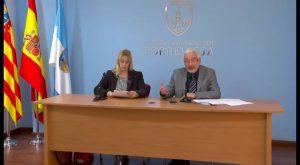 Cs de Torrevieja firma un acuerdo con el gobierno local para sacar adelante los presupuestos