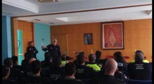 La Policía Local de Orihuela forma a sus agentes para reforzar la detección de drogas en conductores