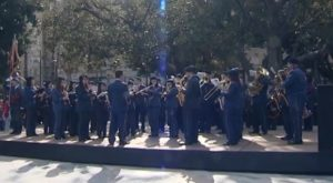 Orihuela acoge el primer Certamen de Bandas y Cornetas organizado por la Cofradía Ecce-Homo