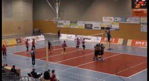 El Voleibol Almoradí se queda fuera de la fase de ascenso