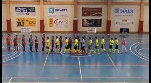 Victorias de Horadada y Albatera, derrota del Callosa, en Futbol sala
