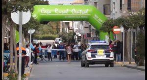 """Casi 500 personas se dan cita en el II Trail """"Montes del Pilar"""" en Benejúzar"""