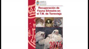 32 ejemplares de fauna silvestre, como una pitón, son recuperados en Torrevieja en 2016