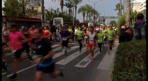 Más de 1.000 atletas se dan cita en la Media Maratón de Torrevieja en su XXIV edición
