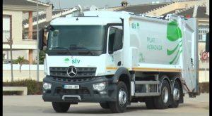 La empresa del servicio de limpieza y basuras de Pilar de la Horadada estrena cuatro vehículos