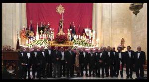 El Coro y Orquesta Ricardo Lafuente actuó en la misa de la JMC de Orihuela