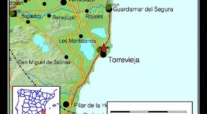 Un terremoto de 2,7 de magnitud con epicentro al sureste de Los Montesinos
