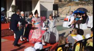 El colegio de Hurchillo nombra a sus cargos para las Fallas 2017