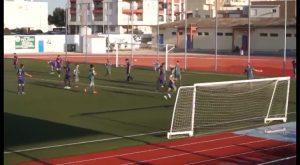 El Orihuela CF gana por la mínima el derbi frente al Almoradí