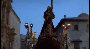Nuestro Padre Jesús de Orihuela regresa a casa