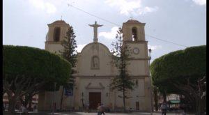 Conmemoración en Almoradí del Seísmo de 1829