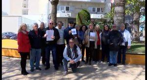 La plataforma por las pensiones públicas registra mociones en los 27 municipios de la comarca