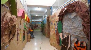 Primera Semana cultural en el Colegio Trinitario Seva de Rafal