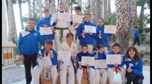 Continúan los buenos resultados del club de judo Nozomi