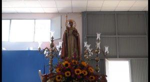Rogativa en honor a San Emigdio en Catral