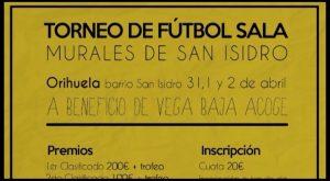 I Torneo de Murales de San Isidro en homenaje a Miguel Hernandez