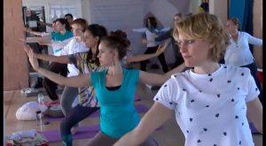 El yoga, protagonista de un festival a orillas del mar Mediterráneo