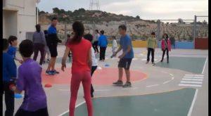 Día Mundial de la Actividad Física en Hurchillo