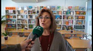 Exposiciones y una nueva biblioteca marcan los actos de la Semana Cultural del colegio M. Hernández
