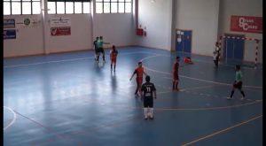 Buen fin de semana para los equipos de la Vega baja en Fútbol Sala