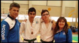El judo de la Vega Baja está de enhorabuena