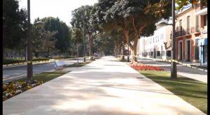 """Finaliza la primera fase de la remodelación de """"Los Andenes"""" en Orihuela"""