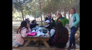 Excursión a la Pedrera para conocer los recursos hídricos de la comarca