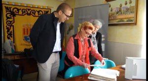 Ayuda a la conservación del archivo municipal de Jacarilla