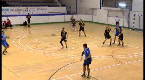 En la primera estatal de balonmano, ninguno de los dos equipos de la comarca consiguió vencer