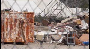 Ayuda de la Diputación al transporte de las basuras de la comarca