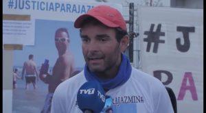 El torrevejense Carlos Montesinos sigue luchando por ver a su hija