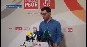 """El PSOE de Orihuela critica """"la incapacidad"""" del PP para aprovechar las subvenciones públicas"""