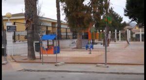 Remodelación del parque Arquitecto Alfonso Vegara de Jacarilla
