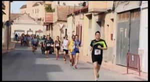 Carrera popular en Jacarilla con la participación de medio millar de corredores