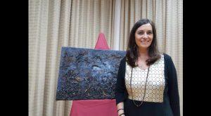 Susana Gisbert presenta su obra en Callosa de Segura