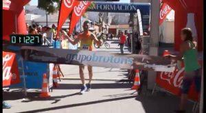 XXVIII media maratón de Granja de Rocamora