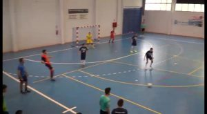 Buen fin de semana para los equipos de fútbol sala de la comarca