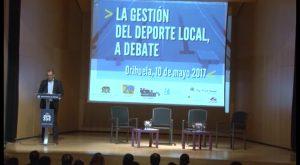 Jornada de debate sobre la gestión del deporte a nivel local
