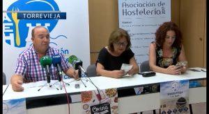 Presentadas las jornadas gastronómicas de autor y Torrevieja y el mar