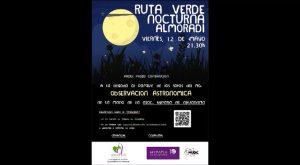 Almoradí organiza una ruta nocturna hasta los Sotos del Río Segura