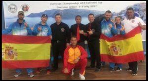 Almoradí en los Campeonatos de Europa de Kick Boxing