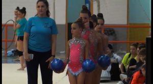 13 medallas para el Club de Gimnasia Rítmica de Torrevieja